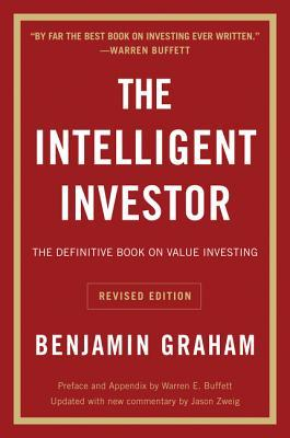 The Intelligent Investor by Benjamin Graham  books