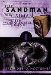Preludes & Nocturnes (The Sandman, #1) Pdf Book