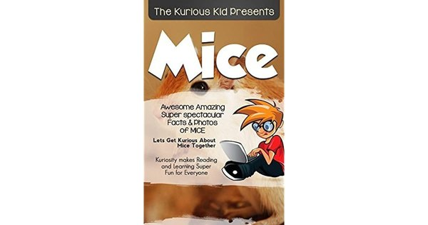 Children's book about Mice (kids books age 3 to 6 ...