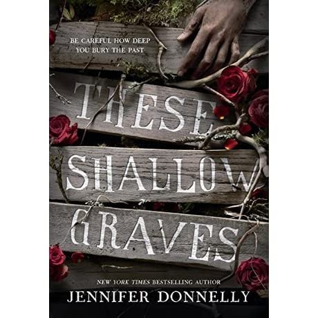 Image result for goodreads these shallow graves