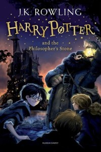 Harry Potter 1 book cover