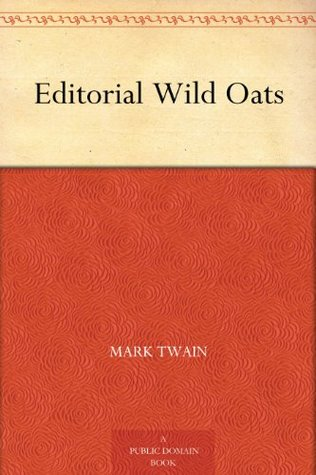 Download Editorial Wild Oats