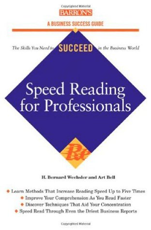 Download Speed Reading for Professionals