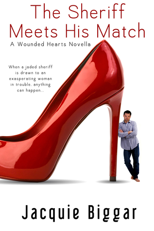 The Sheriff Meets His Match (Wounded Hearts #4)