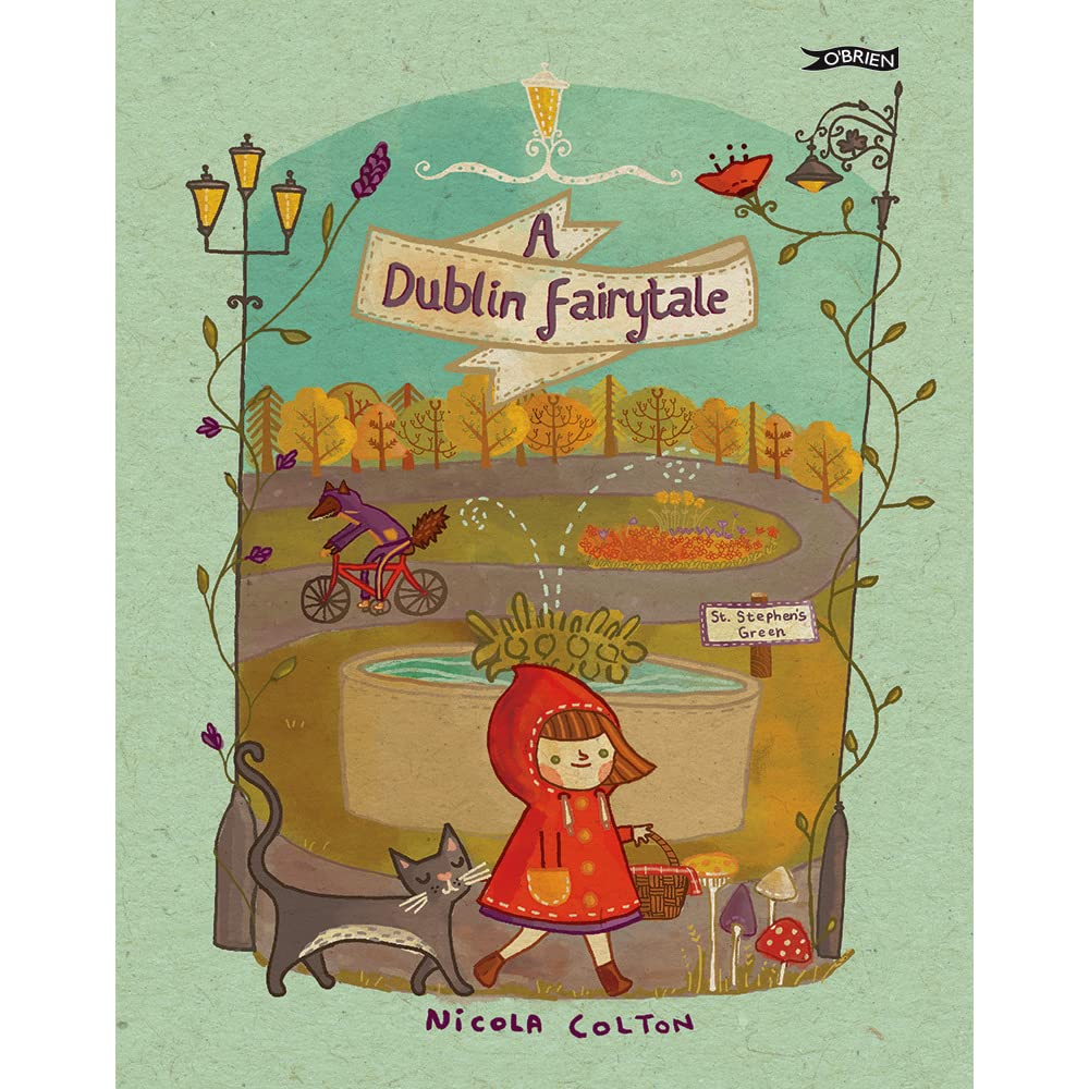 Image result for fairytale in dublin book