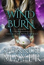 Windburn (The Elemental Series, #4) Book Pdf