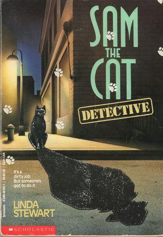 Scholastic edition of Sam the Cat: Detective