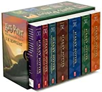 Image result for harry potter boxed set