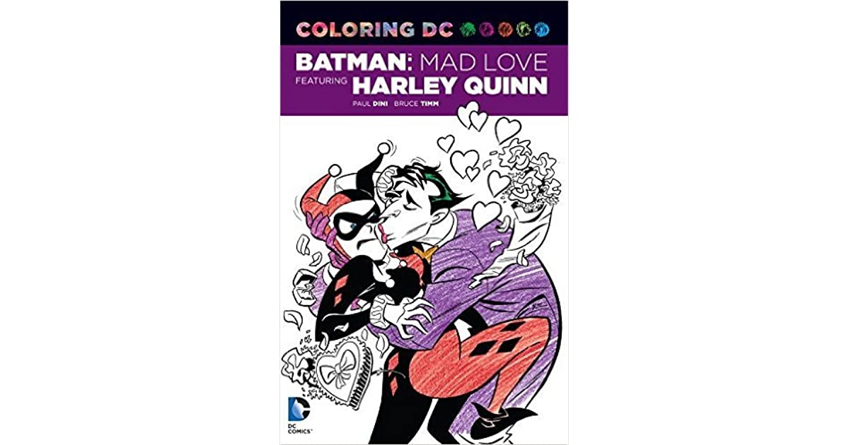 White And Harley Bruce Timm Black Quinn