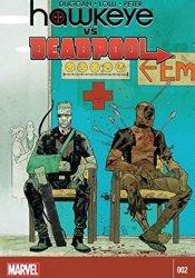 Hawkeye vs. Deadpool #2 Pdf Book
