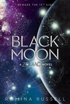 Black Moon book cover
