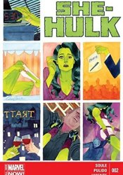 She-Hulk #2 Pdf Book