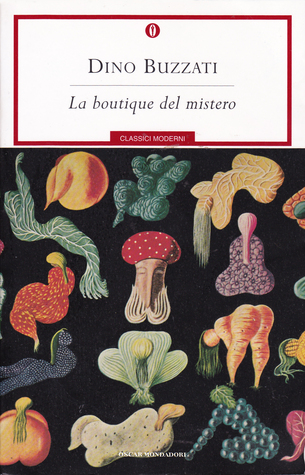 La Boutique del mistero Book Cover