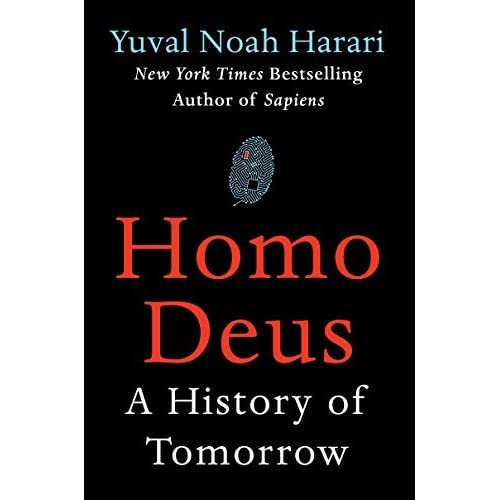 Image result for Homo Deus
