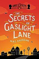 Image result for the secret of gaslight lane