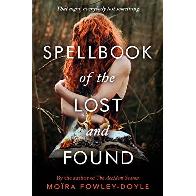 Book giveaway for Spellbook of the Lost and Found by Moïra ...