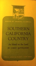 Southern California: An Island on the Land