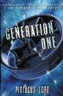 Generation One (Lorien Legacies Reborn, #1)