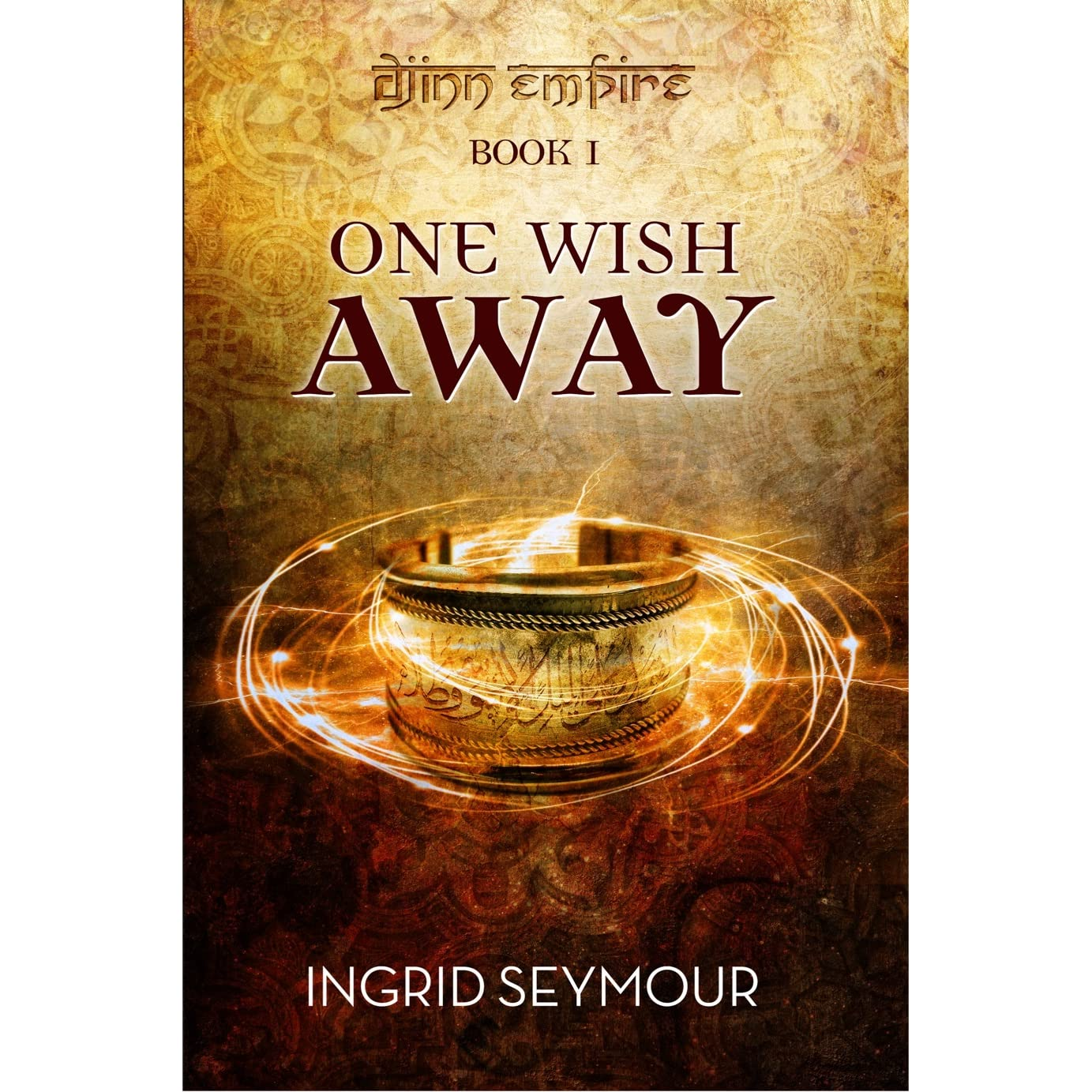 Image result for One Wish Away: Djinn Empire