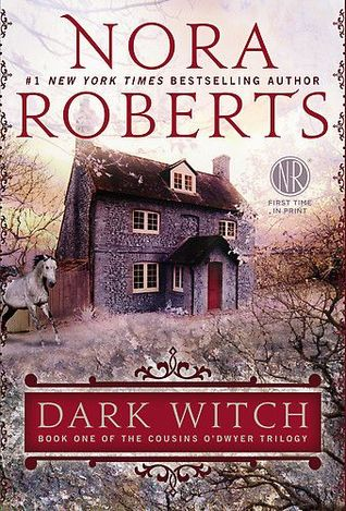 cover of Dark Witch by Nora Roberts