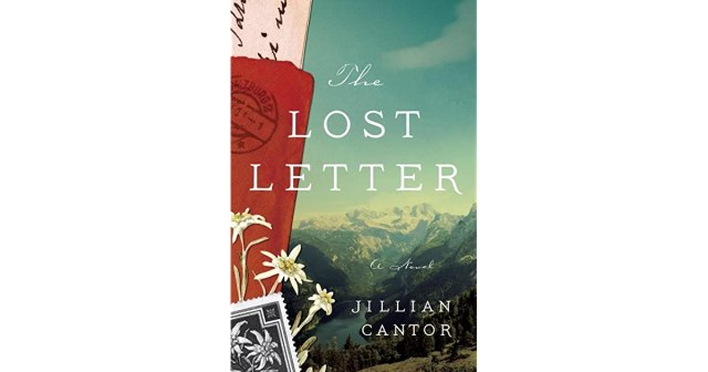 The Lost Letter By Jillian Cantor