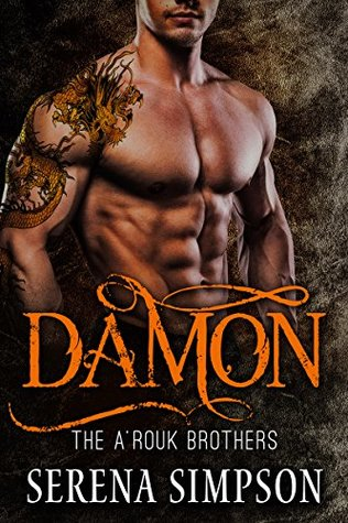 Damon (The A'rouk Brothers #2)