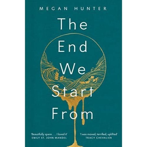 Image result for The End We Start From, by Megan Hunter