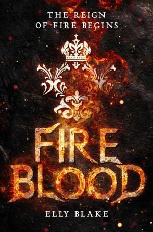 Fireblood (Frostblood Saga, #2)