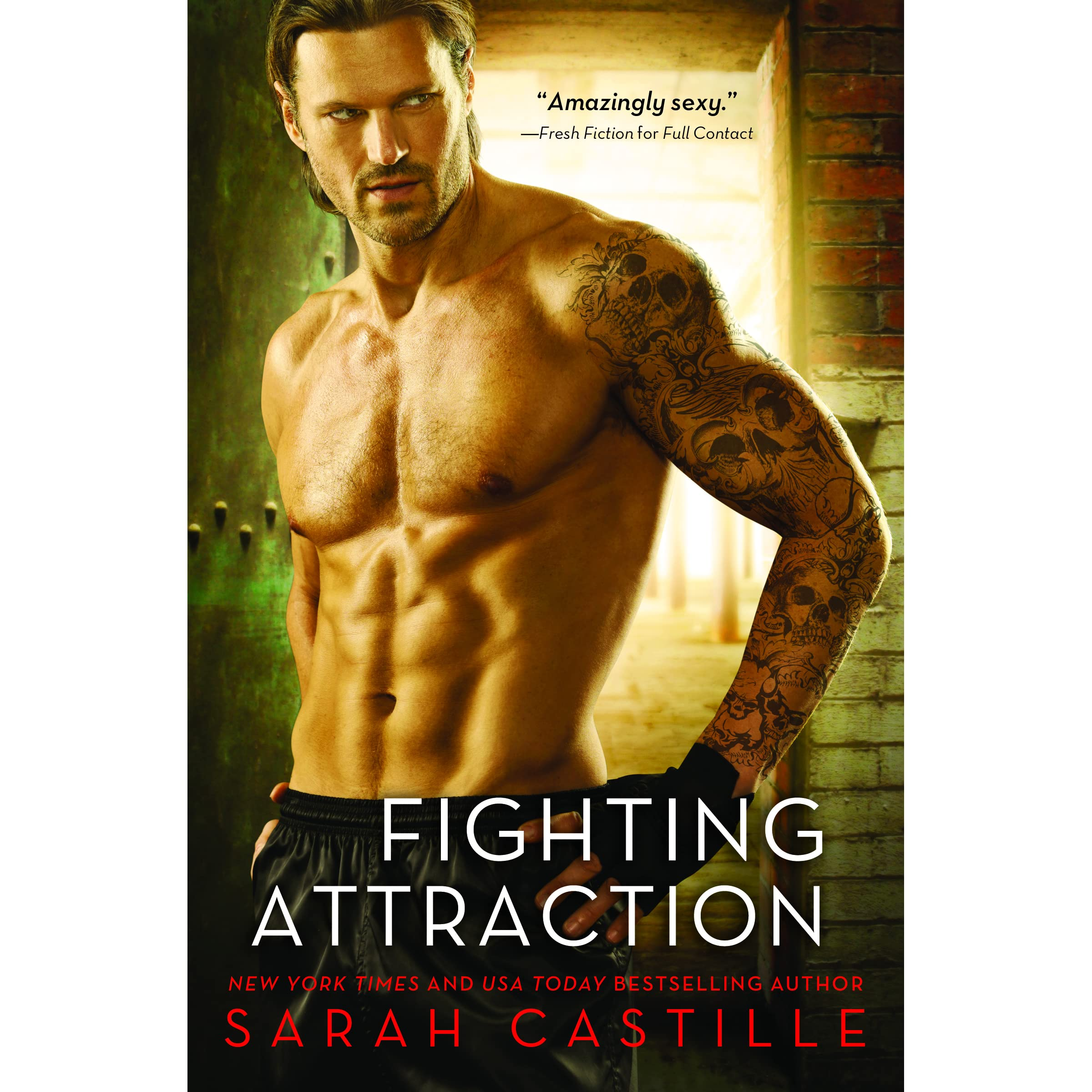 Image result for fighting attraction sarah castille