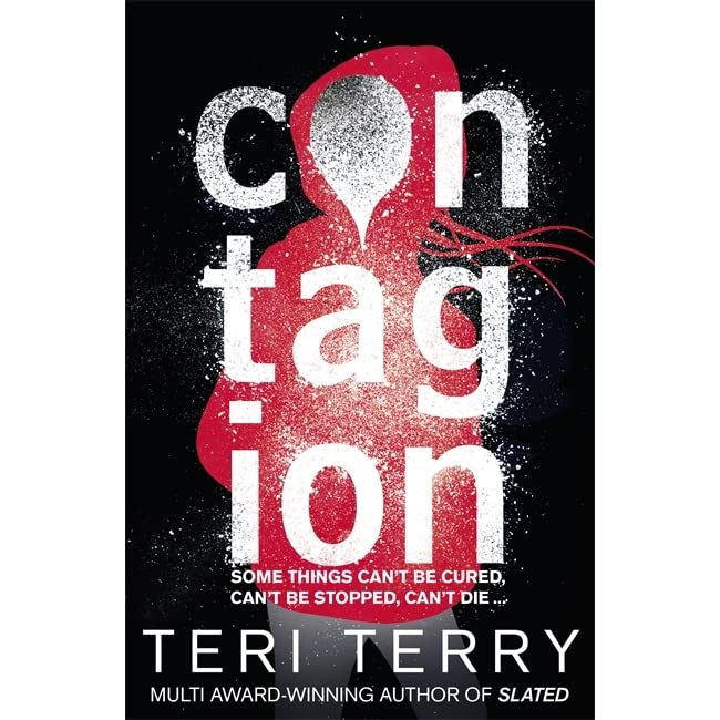 Image result for contagion teri terry cover