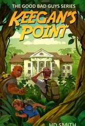 Keegan's Point (The Good Bad Guys, #1)