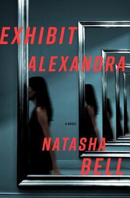 Exhibit Alexandra book cover book cover