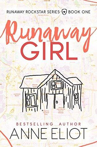 Recensie: Runaway Girl ( Runaway Rockstar series #1 ) van Anne Eliot