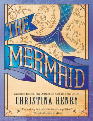 The Mermaid book cover book cover