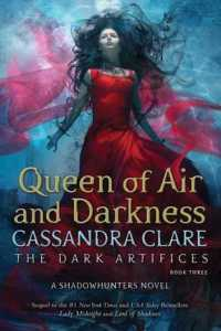 Queen of Air and Darkness book cover