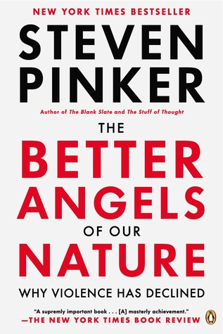 Download The Better Angels of Our Nature: Why Violence Has Declined