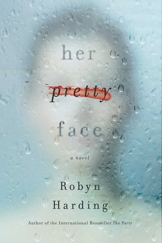 Her Pretty Face book cover book cover