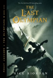 The Last Olympian (Percy Jackson and the Olympians, #5) Pdf Book