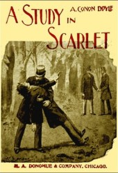 A Study in Scarlet (Sherlock Holmes, #1) Pdf Book