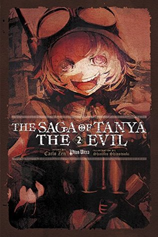 The Saga of Tanya the Evil, Vol. 2: Plus Ultra Book Cover