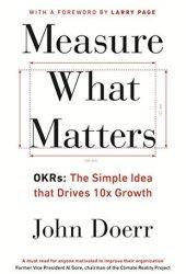 Measure What Matters Book Pdf
