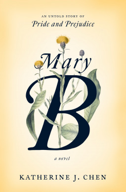 Mary B: An Untold Story of Pride and Prejudice book cover book cover