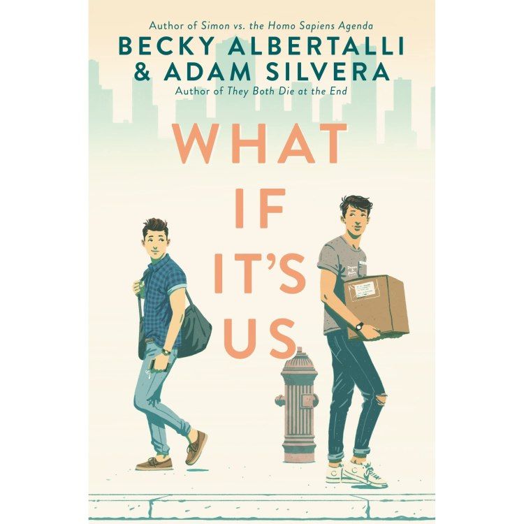 What If It's Us (What If It's Us, #1) by Becky Albertalli queer books