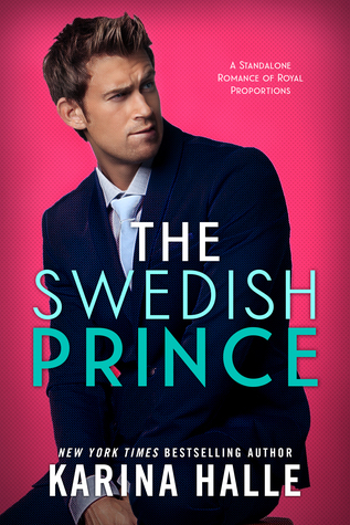 Series Review: Nordic Royals by Karina Halle