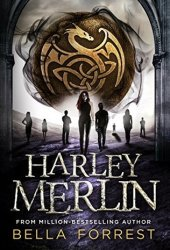 Harley Merlin and the Secret Coven (Harley Merlin #1) Book Pdf