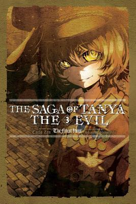 The Saga of Tanya the Evil, Vol. 3: The Finest Hour Book Cover