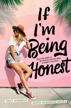 Image result for if i'm being honest book hd cover