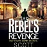 Rosie's #BookReview Of Action #Adventure THE REBEL'S REVENGE by Scott Mariani