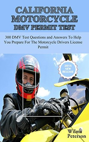 California Motorcycle Dmv Permit Test