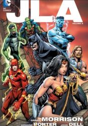 JLA: The Deluxe Edition, Vol. 2 Pdf Book